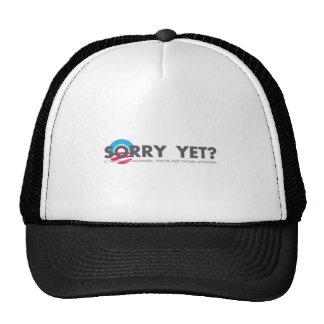 SORRY-YET TRUCKER HAT