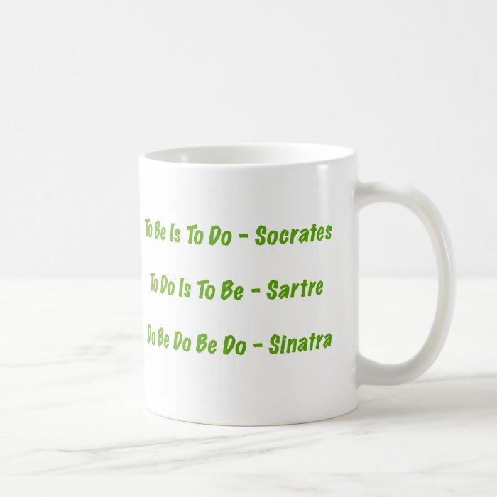 Sorta Great Quotes Mug