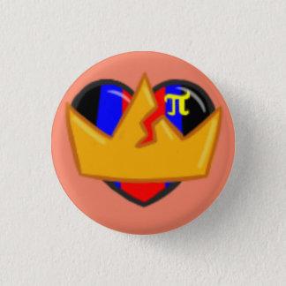 sortaPOLYAMOROUS Pinback Button