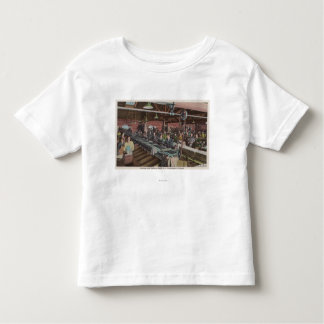 Sorting and Packing Factory & Workers (Interior) Toddler T-shirt
