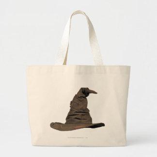Sorting Hat Large Tote Bag