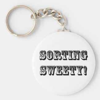 Sorting Sweety! Keychain