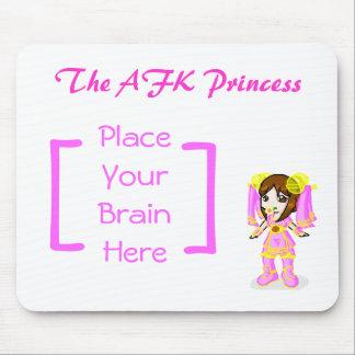 Soryia, la princesa de AFK (pequeña) Alfombrilla De Raton