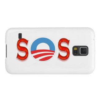 SOS anti-Obama Gifts Galaxy S5 Case
