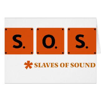 SOS CARDS