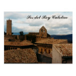 Sos del Rey Católico Postcard