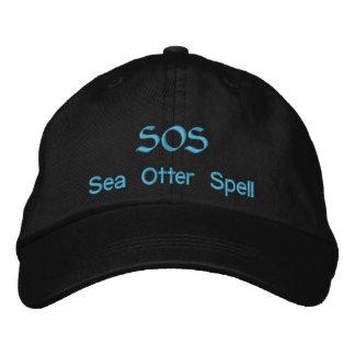 SOS, Sea Otter Spell Cap