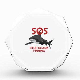 SOS STOP SHARK FINNING AWARDS