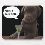 Sosa Lakota Last Call Mouse Pad
