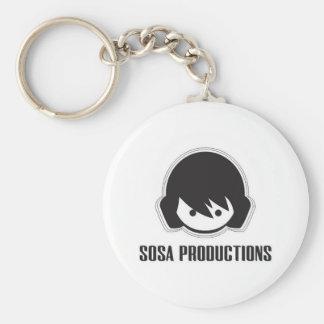 Sosa Productions keychain