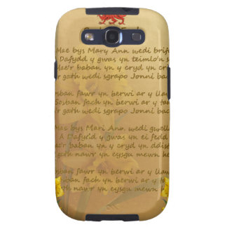 Sosban Fach Welsh Song Samsung Galaxy SIII Cover