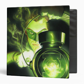 Sostener la linterna verde