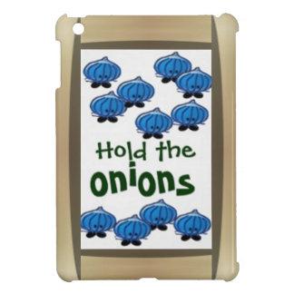 Sostenga las cebollas iPad mini carcasas