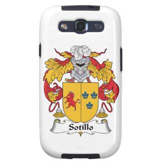 Sotillo Family Crest Galaxy S3 Cover