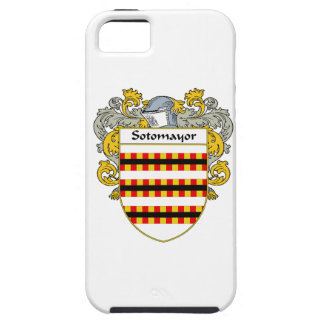 Sotomayor Coat of Arms/Family Crest iPhone 5 Cases