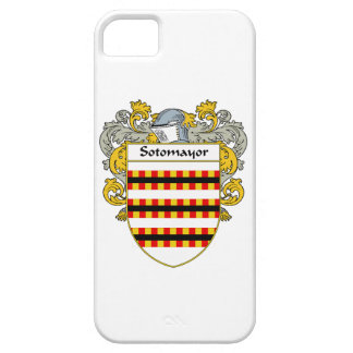 Sotomayor Coat of Arms/Family Crest iPhone 5 Covers