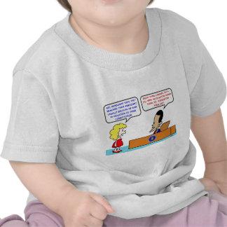 sotomayor de Honduras obama Camiseta