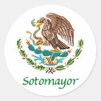 Sotomayor Mexican National Seal