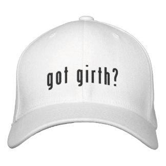 #SOTRUE series Embroidered Hat