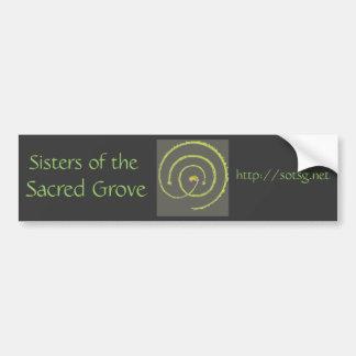 SOTSG Bumper Sticker Car Bumper Sticker