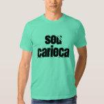 sou carioca camiseta t shirt