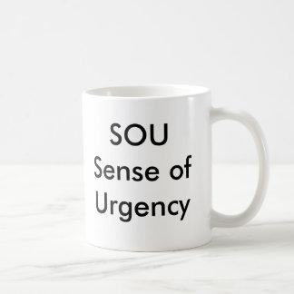 SOU Sense of Urgency Mug