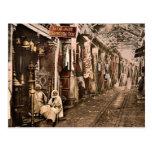 Souc-el-Trouk, Tunis, Tunisia classic Photochrom Postcard