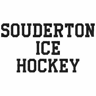 Souderton Ice Hockey - Fleece Zip Hoodie