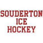 Souderton Ice Hockey - Sherpa Lined Hoodie
