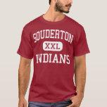 Souderton - indios - alto - Souderton Playera