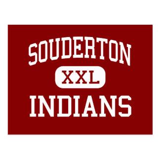 Souderton - indios - alto - Souderton Postales