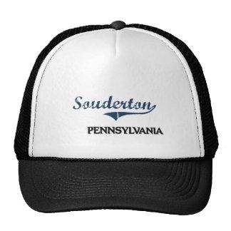 Souderton Pennsylvania City Classic Hats