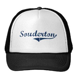 Souderton Pennsylvania Classic Design Hats