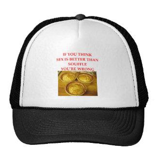 SOUFFLE TRUCKER HAT