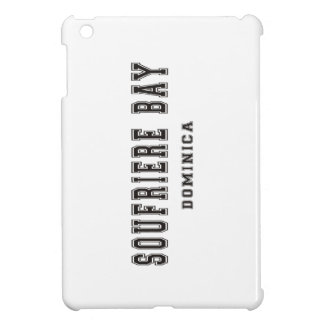Soufriere Bay Dominica Cover For The iPad Mini