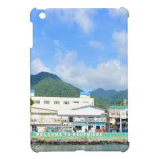 Soufriere Saint Lucia iPad Mini Covers
