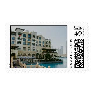 Souk Al Bahar, Dubai Mall Postage