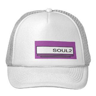 Soul2 Purple Trucker Hat