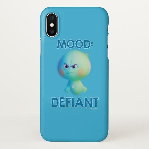 Soul | 22 - Mood: Defiant iPhone X Case