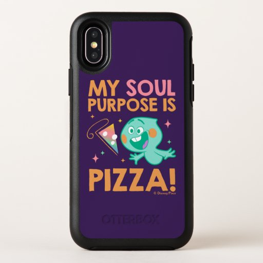 Soul | 22 - My Soul Purpose Is Pizza OtterBox Symmetry iPhone XS Case