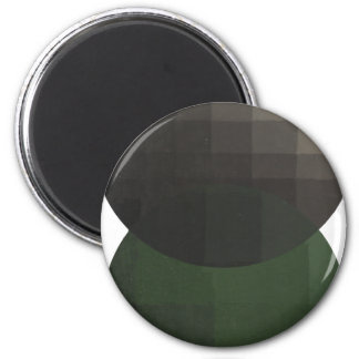 Soul and Body 2 Inch Round Magnet