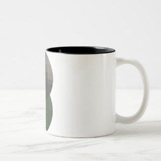 Soul and Body Two-Tone Coffee Mug
