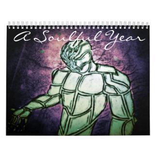 Soul Art Calander Calendar