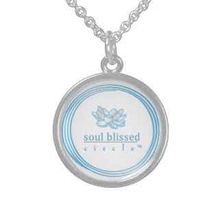 Soul Blissed Circle Necklace Jewelry
