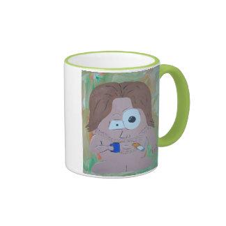 Soul Brute Creation Ringer Mug