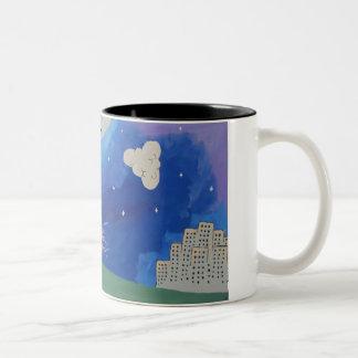 Soul Brute Creation Two-Tone Coffee Mug