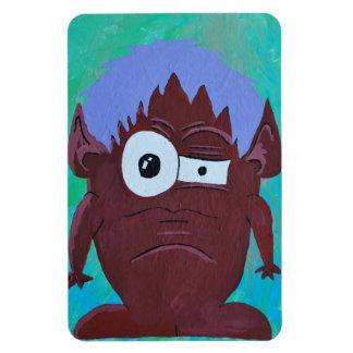 Soul Brute Creature Rectangular Photo Magnet