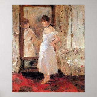 Soul by Berthe Morisot Posters