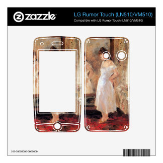 Soul by Berthe Morisot Decals For LG Rumor Touch