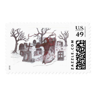 Soul collector stamp